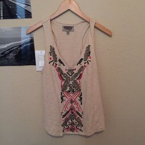 Embroidered urban outfitter blouse