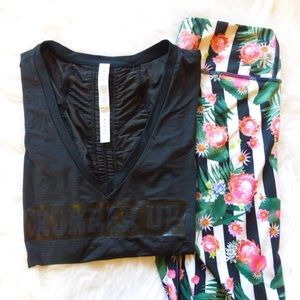 lululemon athletica Tops - ⛔️HOLD4LAURA⛔️LULULEMON Runner Up SS tee top NWOT