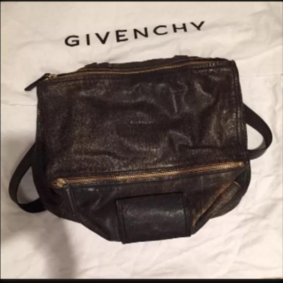 50% off Givenchy Handbags - SOLD!GIVENCHY Large Pandora Distressed ...