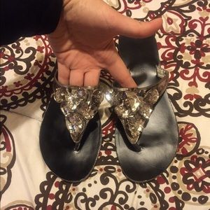 Shoes - Fancy flip flops