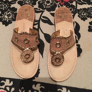 Jack Rogers Shoes - SOLD!!!!! Jack Rogers sandals