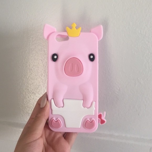 buy online 24e1d c1095 IPhone 6 princess pig case