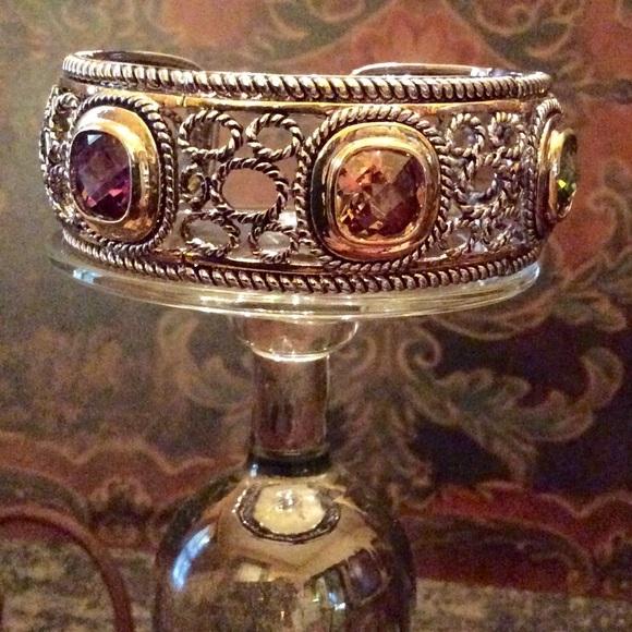 🎉HP🎉 Multi stone bracelet