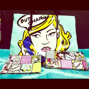 Kate spade pop art bundle