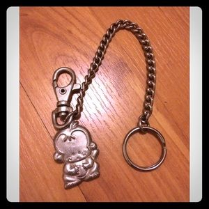 Other - Monkey keychain, made in Japan