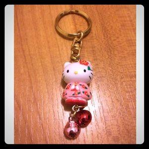 Other - Hello Kitty keychain
