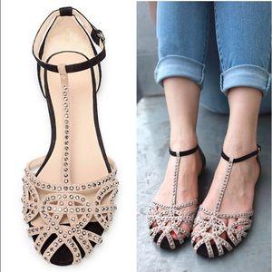 Zara flat sandal