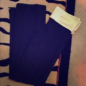 VS PINK yoga leggings size S