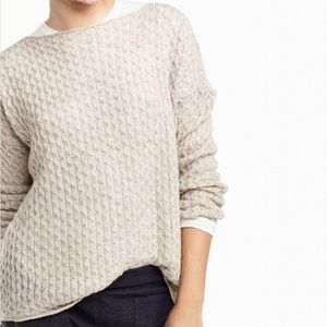 FINAL PRICE NWT Vince Cable Knit Slouchy Sweater