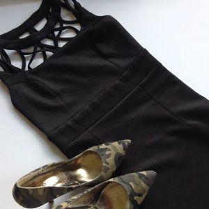 [BOGO 50%] Forever 21 Black Body Con Dress