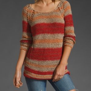 NWT Free People desert moon pullover sweater