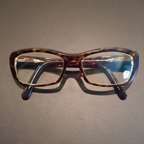 b35a7c1b743 CHANEL Accessories - Chanel Tortoise Shell Frame Eyeglasses Authentic