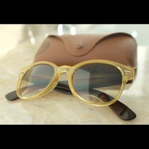 Ray Ban Sunglasses New w/case