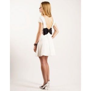 """My Story"" Bow Back Dress"