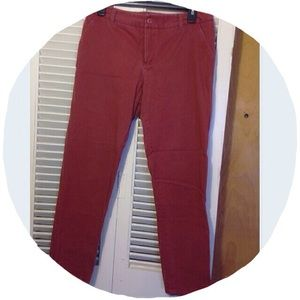 Bar III Pants - 🎀Salmon Colored Cropped Chinos🎀