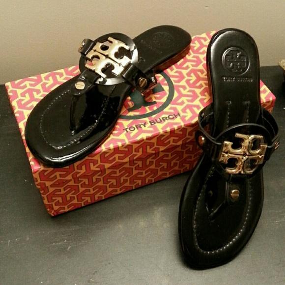 7cbb4f1d8677 Tory Burch Miller 2 sandals. M 551c9ecc7f0a0502f8001387