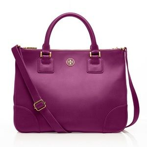 Tory Burch Handbags - Tory Burch Double Zip Robinson