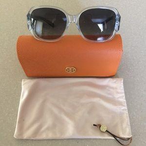 Tory Burch sunglasses w/polarized lenses