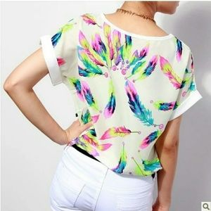 Xcel Couture Tops - NWT Summer Top
