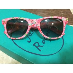 2c5947a819f590 Lilly Pulitzer Accessories - Lilly Pulitzer Madeline Sunglasses