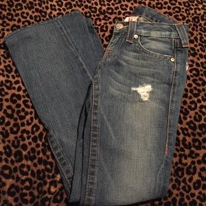True Religion Destroyed Joey Jeans