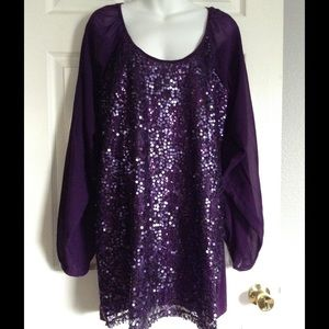 Tops - Great party Blouse