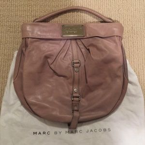 Authentic Marc by Marc Jacobs leather handbag