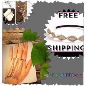 Jewelry - BUNDLE FOR TIFFANY