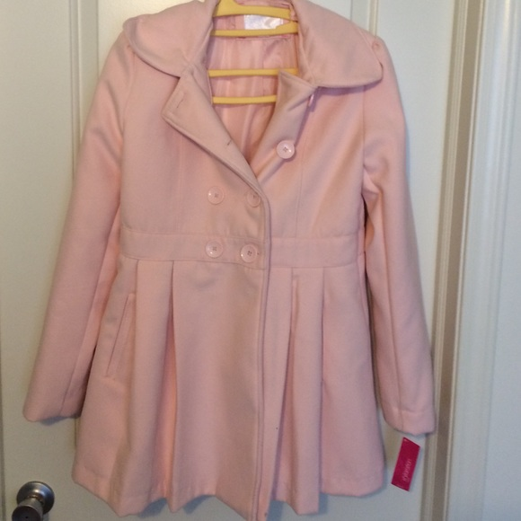 38% off Xhilaration Jackets & Blazers - Beautiful pale pink pea ...