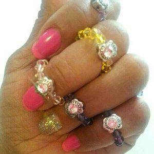 Jewelry - Midfinger Rings