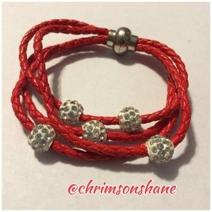Jewelry - 🆕 Multi-Strand Shamballa Bracelet