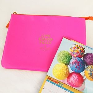 Kate Spade New York Holiday Gia Live Pouch