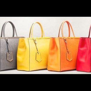 fendi bags outlet online ibyl  fendi medium 2jours tote w/ tags ##randkeyword##