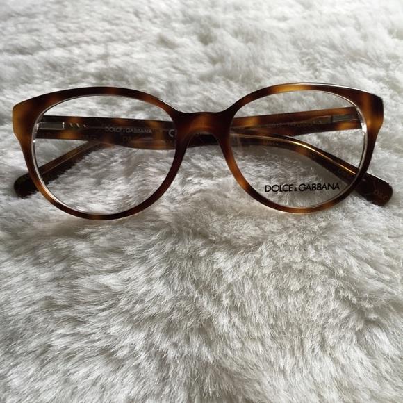 41b881187d Dolce   Gabbana cat eye tortoise shell glasses