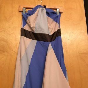 Halter Ryu dress.