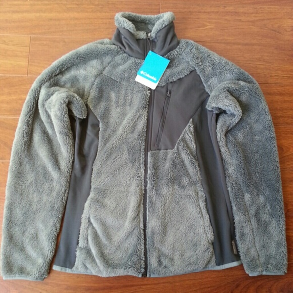 50% off Columbia Jackets & Blazers - Columbia Plush Fleece Jacket ...