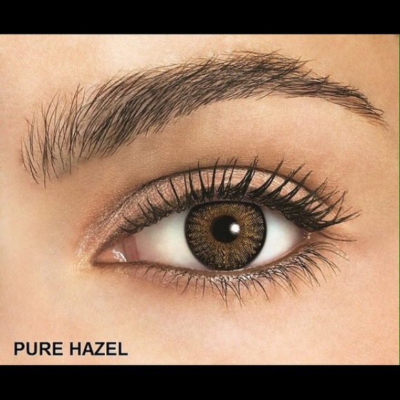 Pure Hazel Non Prescription Colored Contacts