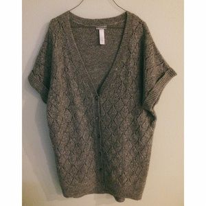 Nordstrom Short Sleeved Sweater