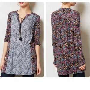 Anthropologie Humboldt Tunic