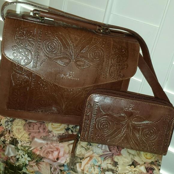 Bellerose Bellerose Vintage Purse With Wallet From