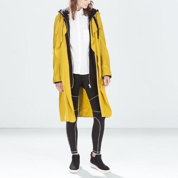Zara TRF Leggings