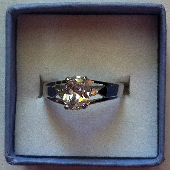 55% off Jewelry Wedding engagement 10K GF ring from Wendy s closet on P