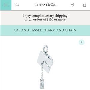 Tiffany Amp Co Jewelry Cap And Tassel Graduation Tiffany