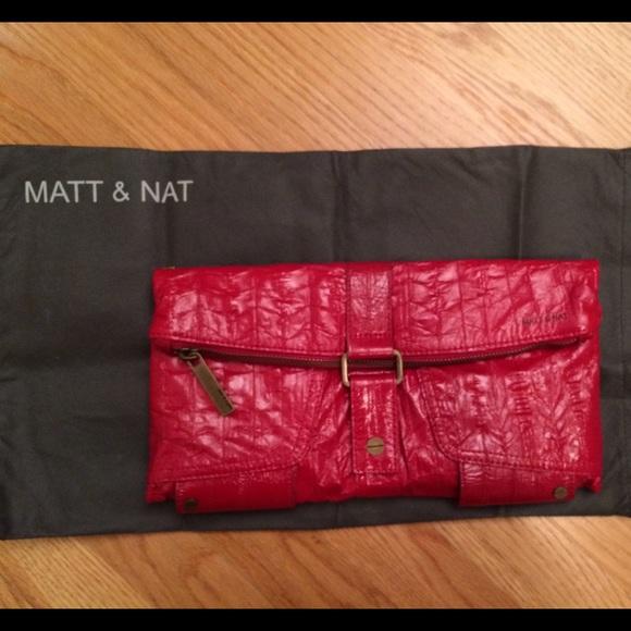 Matt /& Nat Sade Clutch 1