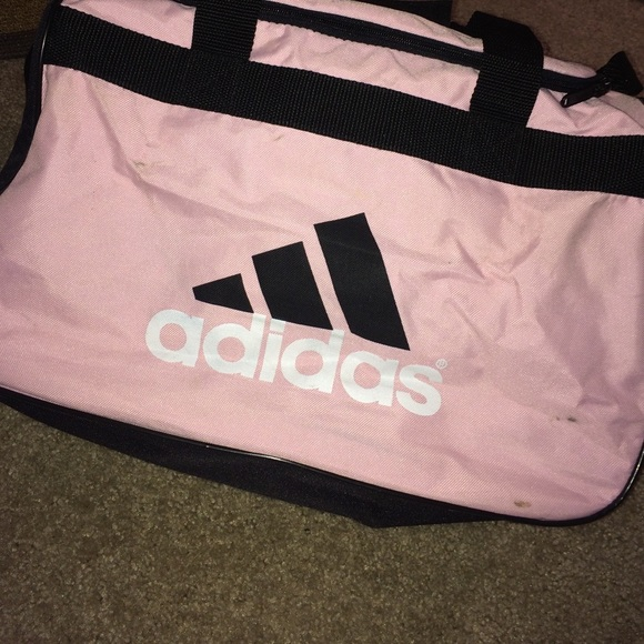 Buy adidas gym bag pink   OFF63% Discounted 347cb63e0a60f