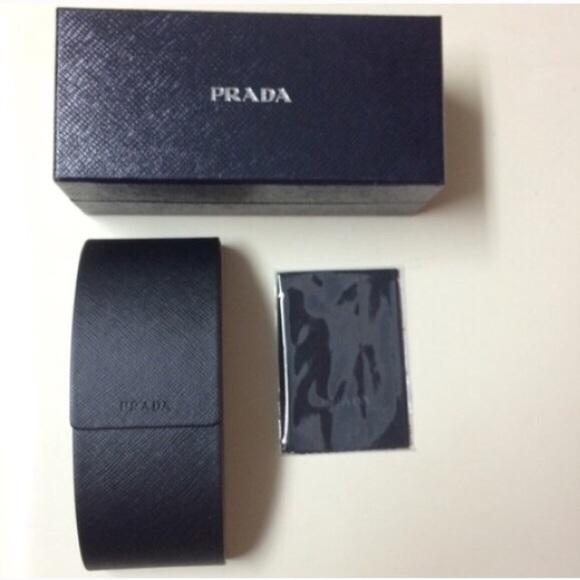 fca108bc6db Prada Sunglass Case. M 551e3f4356b2d60719001f22