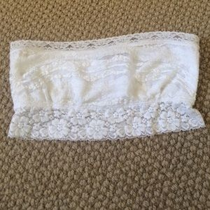 Free people all lace bandeau
