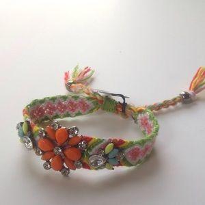 Cara Braided Boho Bracelet