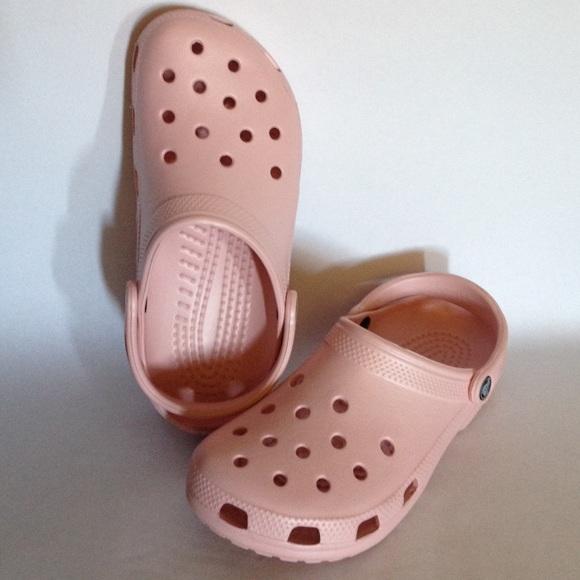 CROCS Shoes | Womens 8 Pastel Pink