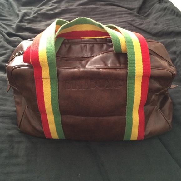 9ac61c8865ba Billabong Handbags - Billabong Rasta Bag